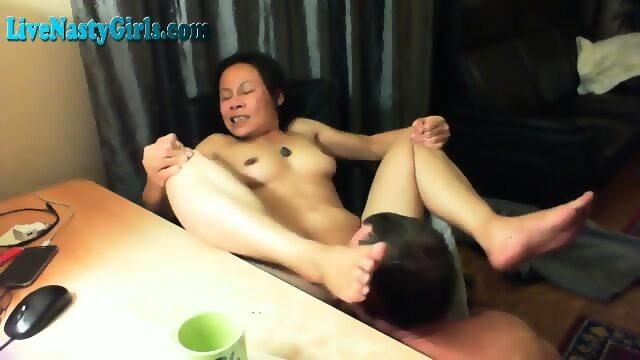 Ebony Extreme Pussy Eating