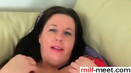 Anal play with cumshot