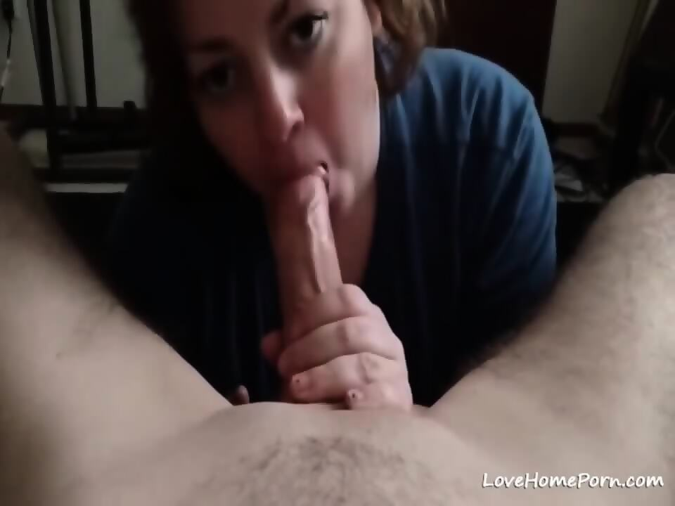 She Really Knows How To Suck My Dick And Make Me Cum Scene