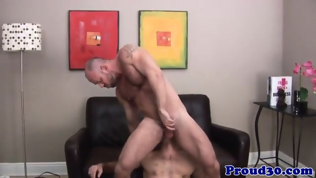 Fabulous gay scene with raw masturbation scenes