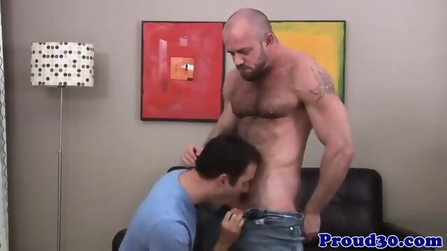 Mature muscle assfucking tight stud ass