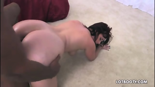 Big Ass Anal Interracial
