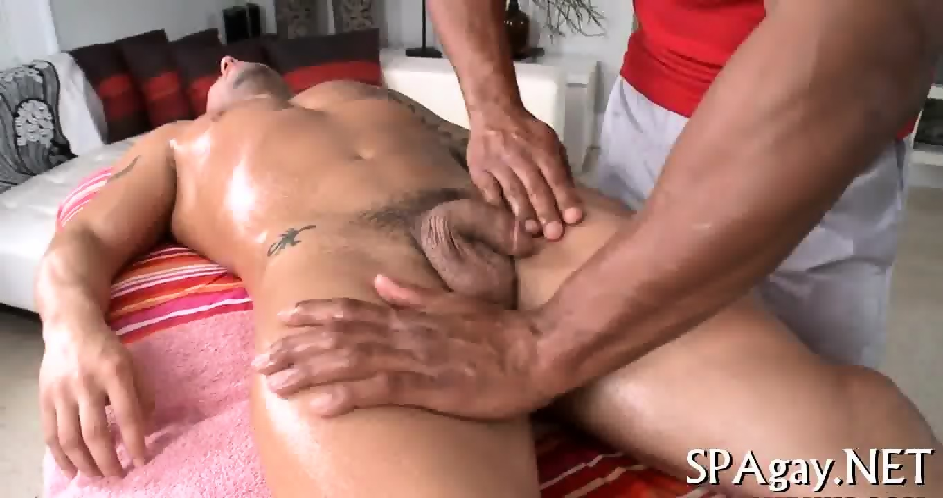 gay Real porn massage
