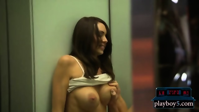 German elevator sex video