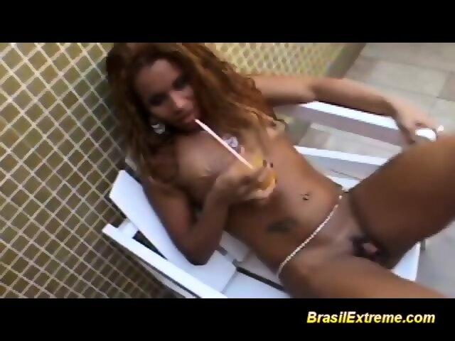 Big Black Lesbian Strapon