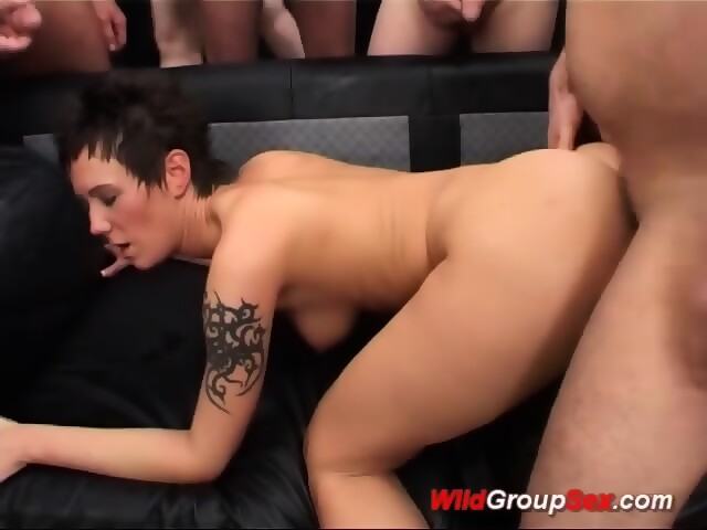Bleading pussy and ass