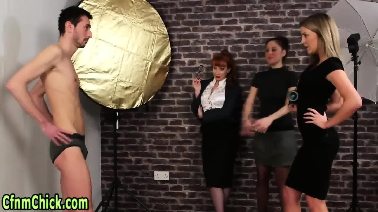 Adobable slut giving an incredible handjob - 3 8