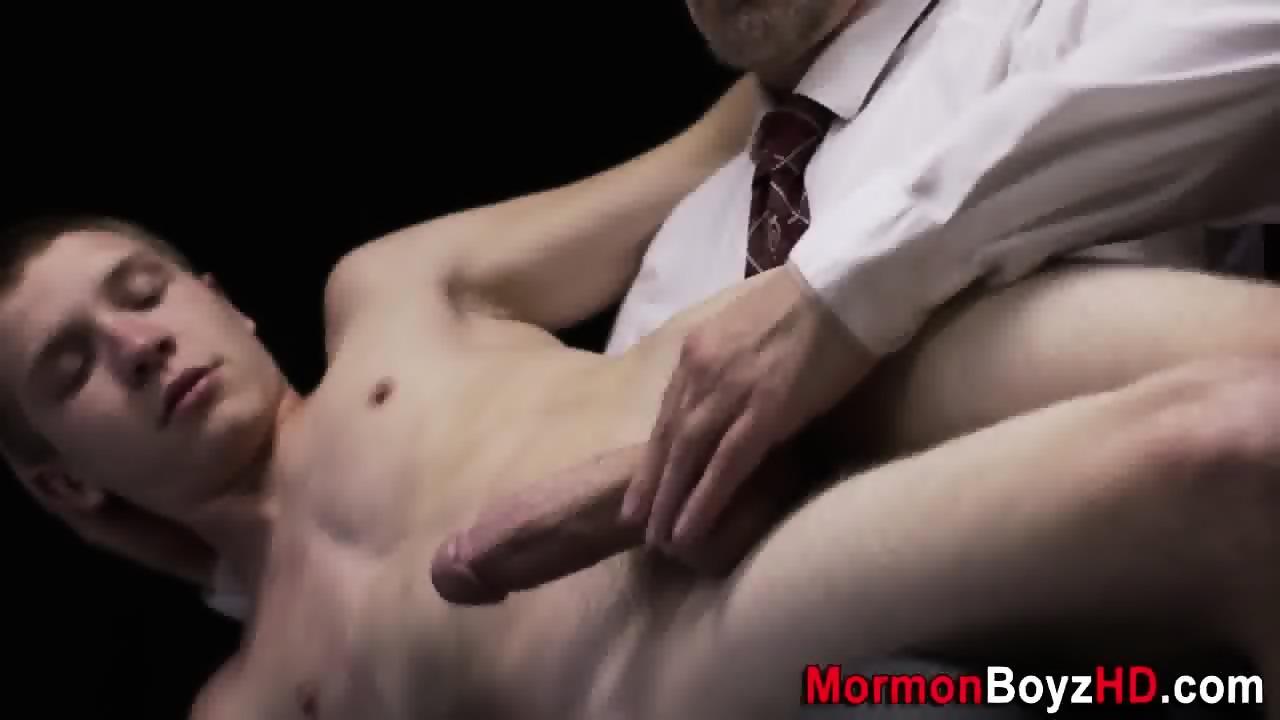 Underwear mormons jizzing