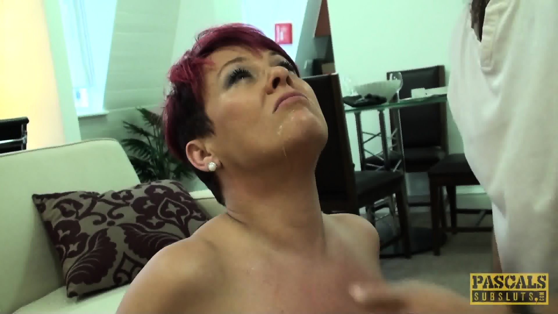Mature redhead whore