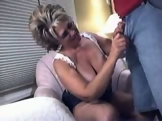 Mature housewife gives us a price less show - 3 part 9