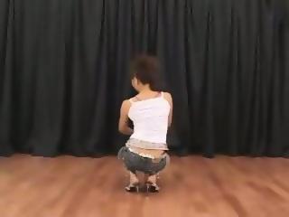 Japanese Reggae Porn - Japanese Reggae Dancer Group Orgy - scene 4