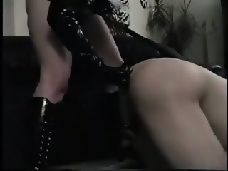 Female authority kat executive in charge 5