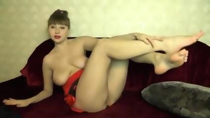 Feet fetish cams