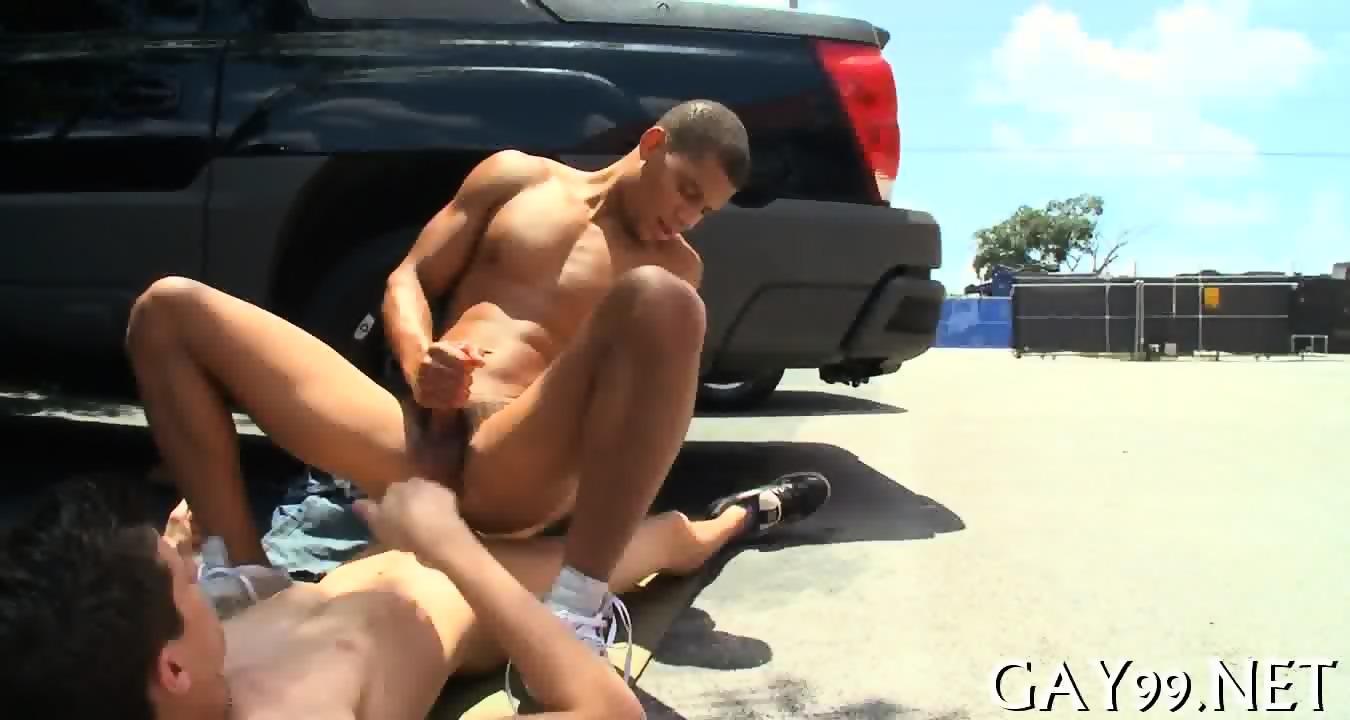 How to enjoy eating cum