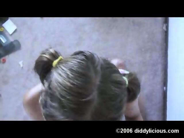 Diddylicious blow job video