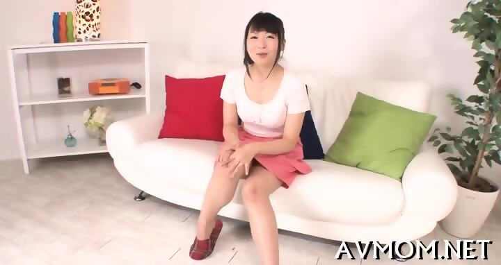 Ass She's asian loves balls samodrzky nadherne