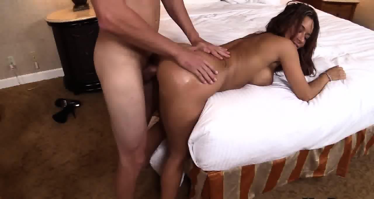 Latina mom tube
